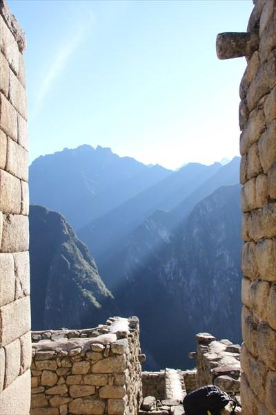 Поселение Мачу-Пикчу