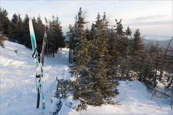 Верные лыжи