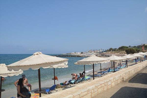 Один за другим пляжи
