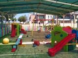 Детская площадка в кафе Tritonas