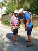 Хорватия: я вместо римлян, или Рафтинг по реке Цетина