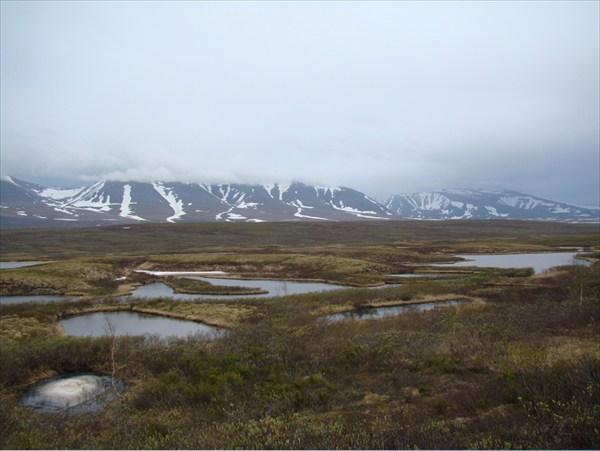 Тундра и горы