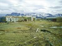 Бывший посёлок Полярный