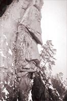 Красноярские столбы 1982.11