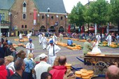 Алькмаар, Сырная ярмарка