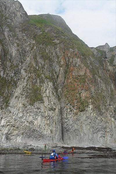 Наблюдатели со скал