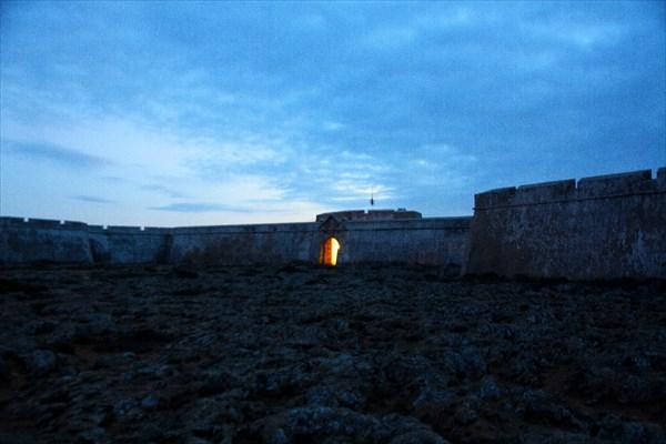 Форт Сагреш