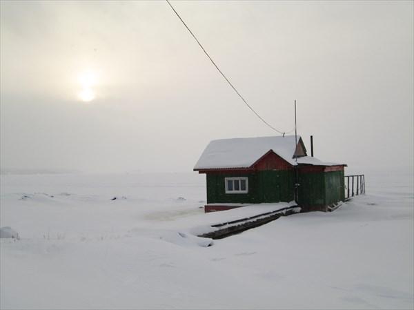Усть-Илимское море