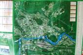 Карта города (в продажу на тот момент еще не поступила)