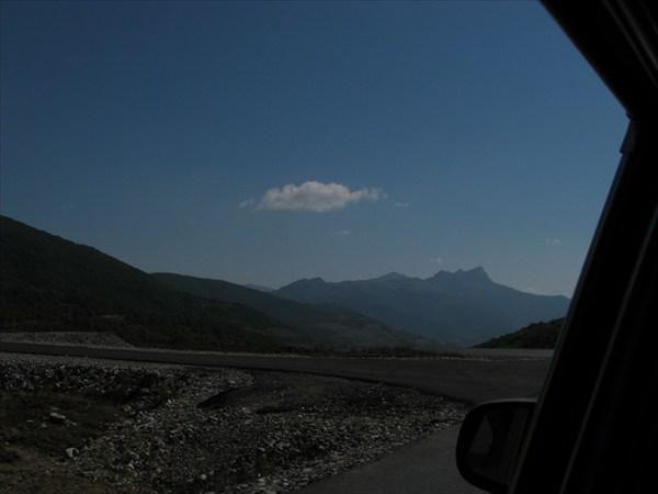 Дорога в Ленингори