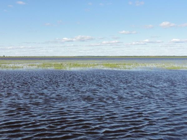 Озеро Пелымский Туман.