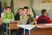 Ученики Вохчабердской школы