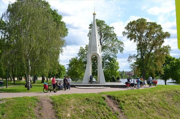 Часовня Казанской иконы Богоматери