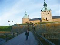 А это замок в Шведском городе Кальмар :)