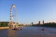 На выходные в Лондон