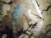 Серая глина на глубине 8м