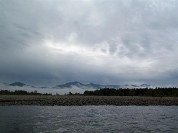 Последний день сплава по Муи