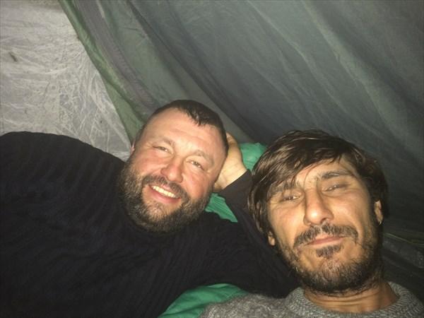 Ночь на высоте 1000 м