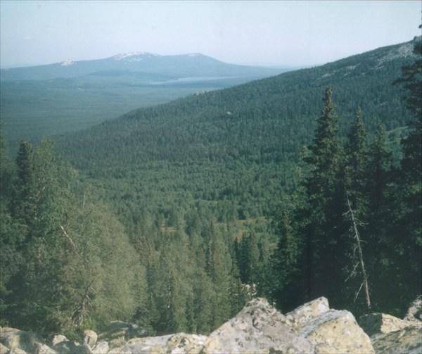 хребет Сука