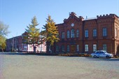 Краеведческий музей им. Мартьянова
