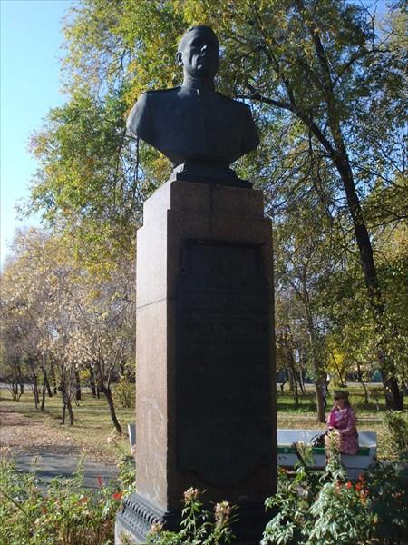 Кретов С.И., герой Советского союза