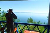 Чай с видом на Байкал