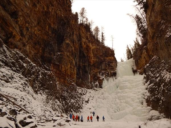 Водопад Гутарский