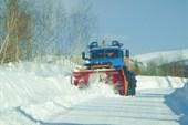 Дорога Улькан-Северобайкальск