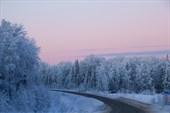 Дороги на закате