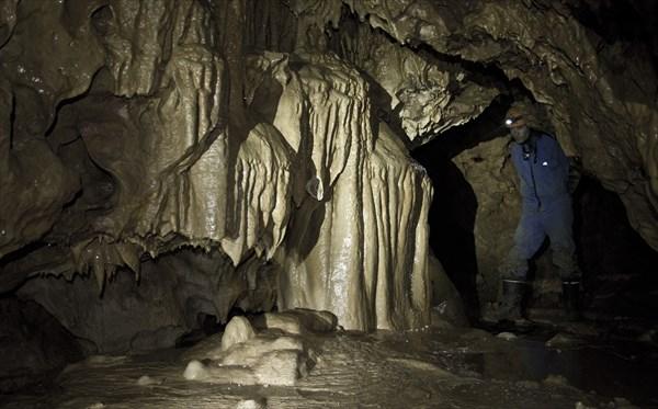 Богатство Российской пещеры