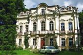 Дворцово-парковый ансамбль Собственная Дача
