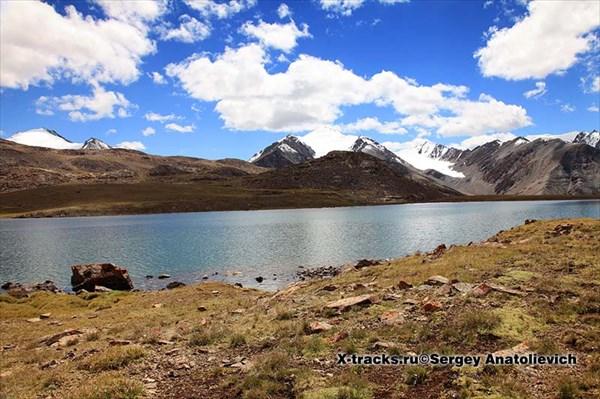 67. Озеро в районе пер. Арабель.