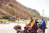 Г.шираз.палатку в Иране можно ставить везде