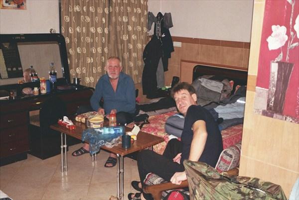Гостинница в г.Шираз