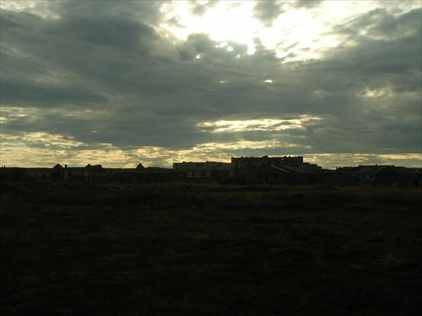 Вид брошенного гарнизона Скоробеевский. Похоже на апокалипсис...