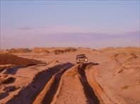 Кузоменские пески забирают...