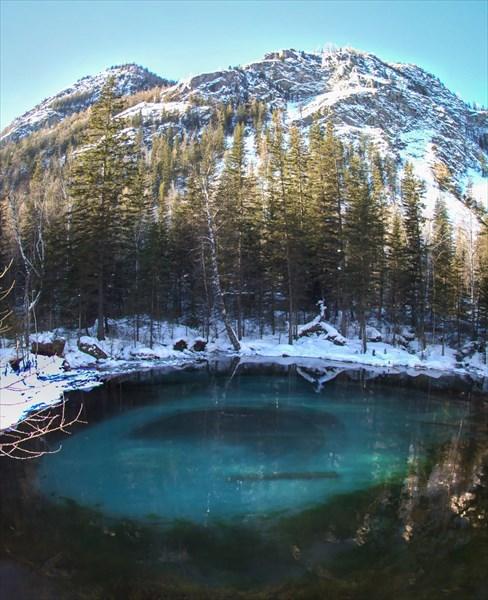 Как проехать мимо озера Гейзерового?