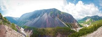 Панорама Китоя