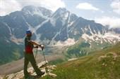 В походе на Центральном Кавказе