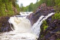 IMG_3486-водопад Кивач