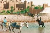 Город-крепость Айт-Бен-Хадду