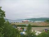 Порт в г. Киркенес