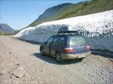Ничего себе снега в этом году в Хибинах нападало!