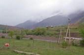 Долина Аргуна в Итум-Кале