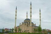 Крупнейшая мечеть России