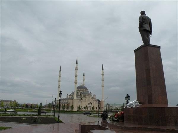 Центр Грозного