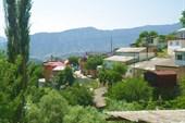 Село Аракани изнутри