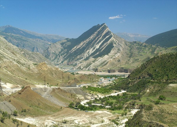 Долина реки Аварское Койсу - 1