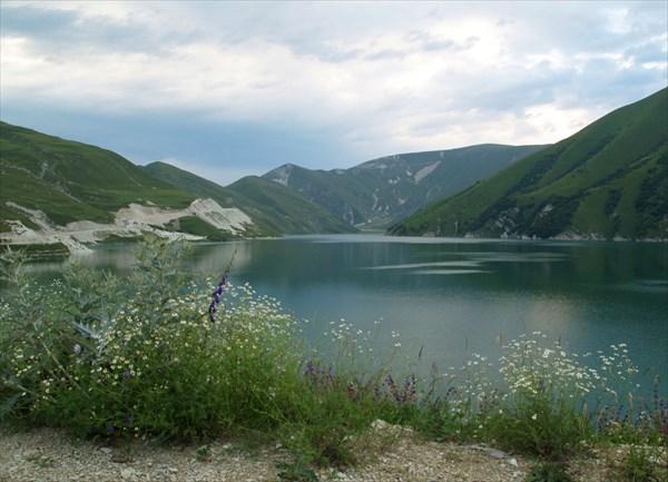 Озеро Казеной-Ам утром - 2