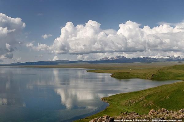 Озеро Сон-Кель